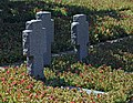 Tombstones on German military cemetery in Maleme. Crete, Greece.jpg
