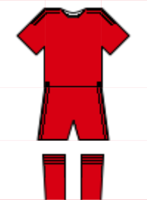 401 Derby - Image: Toronto fc home kit 2016