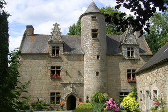 Plésidy - The manor of Toul-an-golet