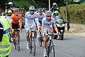 Tour de France 2011 étape 7 sortie Chaumont échappés 2.jpg