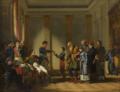 Trait de bienfaisance de Napoléon Ier pendant la campagne de Pologne en janvier 1807.PNG
