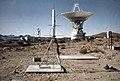 Transit satellite receiver -- Goldstone Lake, California, circa 1980, by U.S. National Oceanic and Atmospheric Administration.jpg