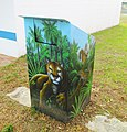 Trash can - animals, Lake Placid, Florida.jpg