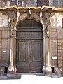 Trento-Palace Larcher Fogazzaro-portal.jpg