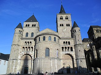 Cathedral of Trier - Image: Trier. Der Dom