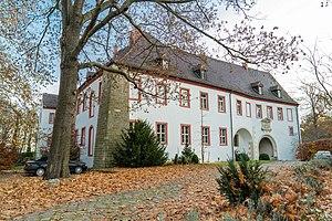 Arzberg, Saxony - Image: Triestewitz Schloss 01