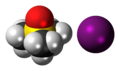 Trimethylsulfoxonium iodide 3D spacefill.png