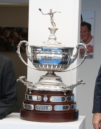 Barcelona Open (tennis) - Trophy of the 2008 edition