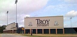 Troy Entrance