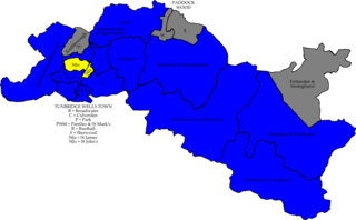 2008 Tunbridge Wells Borough Council election