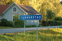 Tunnerstad in October 2005