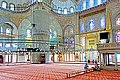 Turkey-03259 - Interior of the Blue Mosque (11312815636).jpg