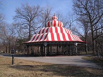 Tower Grove Park - Image: Turkish Pavilion (Tower Grove Park, December 23, 2005)