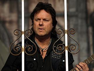 Andy LaRocque Swedish guitarist