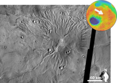 Tyrrhenus Mons based on THEMIS Day IR.png
