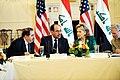 U.S.-Iraq High Coordinating Committee Meeting (3763436987).jpg