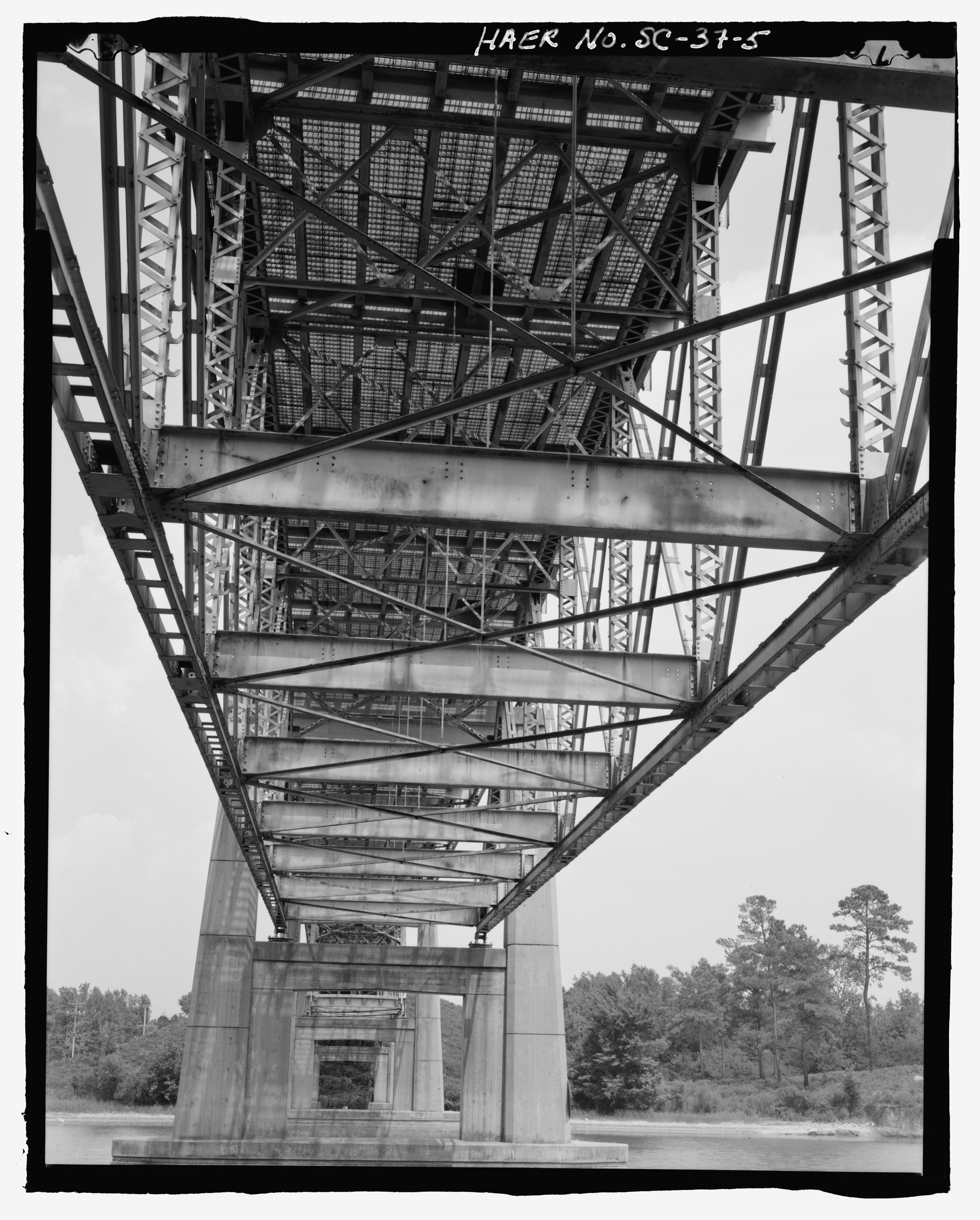File u s 15 santee river bridge sc road 45 spanning santee cooper