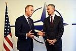 U.S. Acting Secretary of Defense Shanahan Attends NATO Defense Ministerial DVIDS5102082.jpg