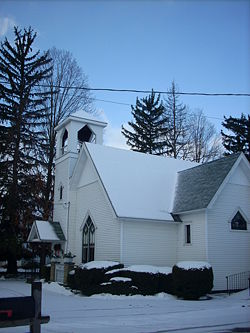 A United Methodist Church in Westfield Township