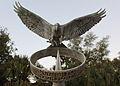 UNF Osprey Statue.JPG