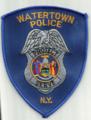 USA - NEW YORK - Watertown police.tif