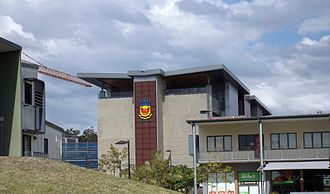 University of Southern Queensland - Springfield campus buildings, 2014