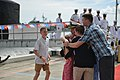 USS Charlotte Returns from Deployment (Image 1 of 6) 160513-N-LY160-348.jpg