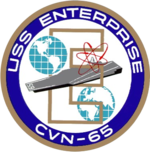Crest of USS Enterprise