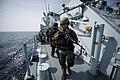 USS Freedom conduct VBSS training. (9102920072).jpg