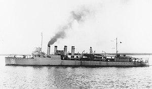 USS Hopewell (DD-181)