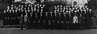 Pueblo group photo at Balboa Naval Hospital