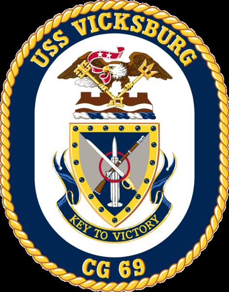 File:USS Vicksburg CG-69 Crest.png