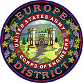 US Army Corps of Engineers, Europe District, logo.jpg
