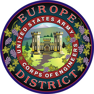 U.S. Army Corps of Engineers, Europe District