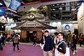 Ubisoft booth, Taipei Game Show 20170122.jpg