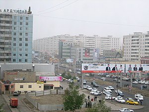 Bayangol, Ulaanbaatar - Bayangol district