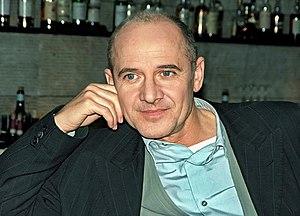 Schauspieler Ulrich Mühe