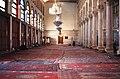 Umayyad Mosque, Damascus (دمشق), Syria - North aisle of prayer hall looking east - PHBZ024 2016 1381 - Dumbarton Oaks.jpg