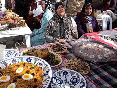 Un festival célèbre la tradition culinaire tunisienne (5238065411).jpg