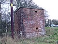 Unidentified Brick Structure at the Howe o' Buchan - geograph.org.uk - 1712988.jpg