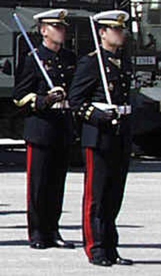 Spanish Navy Marines - Spanish Navy Marines Uniform