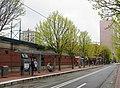 Union Station NW 6th & Hoyt NB MAX station - Portland, Oregon.JPG