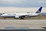 United Airlines, N219UA, Boeing 777-222 ER (16270346329) (2).jpg