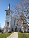 United Methodist Church and Parsonage Mount Kisco NY Dec 11.jpg