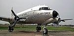 United States Air Force - Douglas Aircraft Company C-54D Skymaster cargo plane 1 (42394523060).jpg