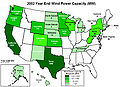 United States installed wind power capacity by state 2002.jpg
