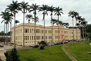Viçosa, Minas Gerais - Federal University of Viçosa - Main Building