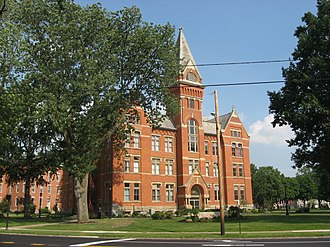 Heidelberg University (Ohio) -  University Hall