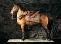 Uppstoppad häst från 1632 - Livrustkammaren - 29894.tif