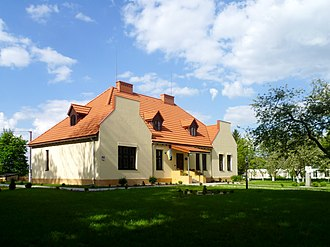 Igor Stravinsky - Igor Stravinsky's house-museum in Ustilug, now in Ukraine.